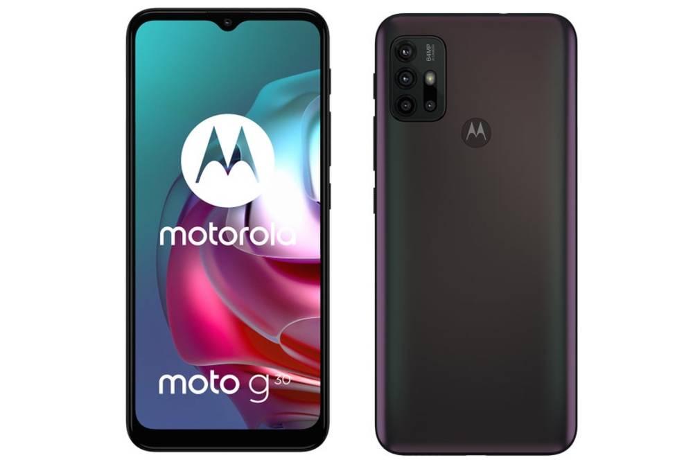 Das Motorola moto g30 zählt zu den besten Smartphones für unter 300 Euro.