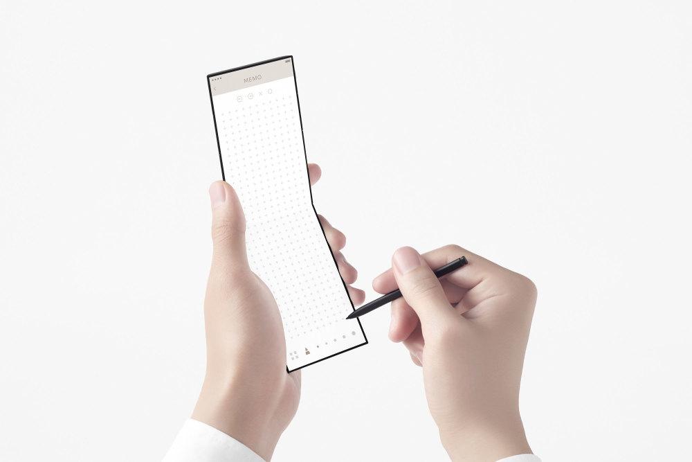 Oppo präsentiert dreifach faltbares Smartphone