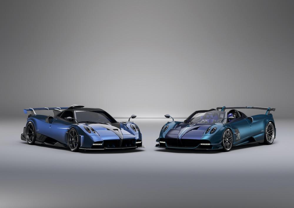 Pagani Imola und BC Roadster