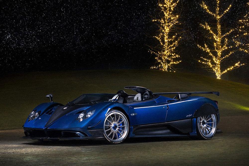 Der Pagani Zonda HP Barchetta ist das teuerste Auto der Welt