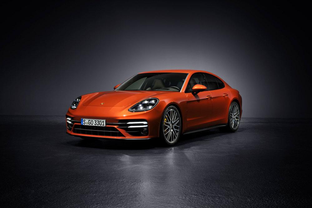 Der neue Porsche Panamera Turbo S im GQ-Test