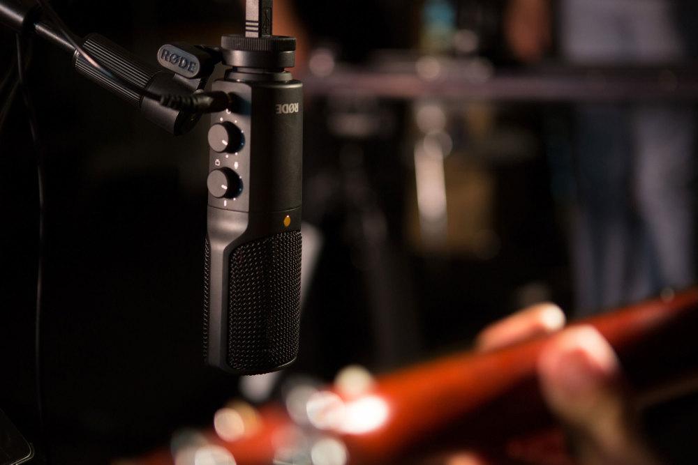 Streaming, Profis, Zubehör, Ausrüstung, Mikrofon, Rode NT-USB