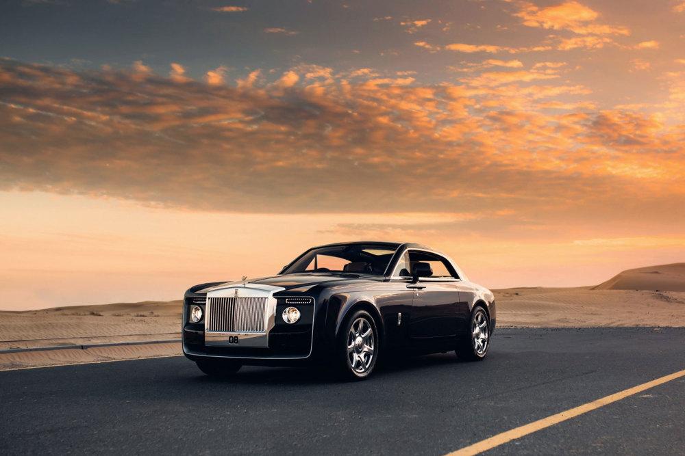 Der Rolls Royce Sweptail gehört zu den 10 teuersten Autos der Welt 2020