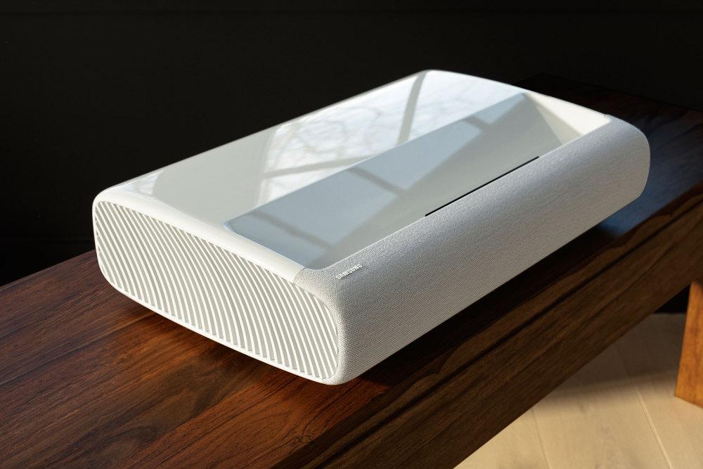 Samsung präsentiert neuen 4K-Beamer The Premiere