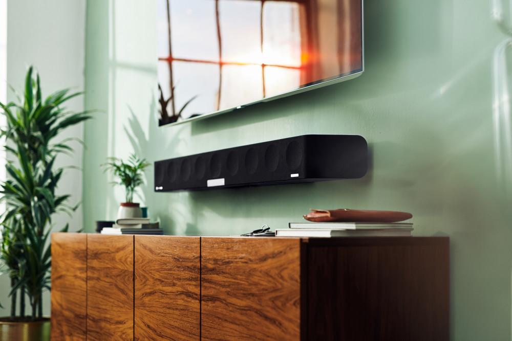 Die Sennheiser AMBEO gehört zu den besten Soundbars 2021.