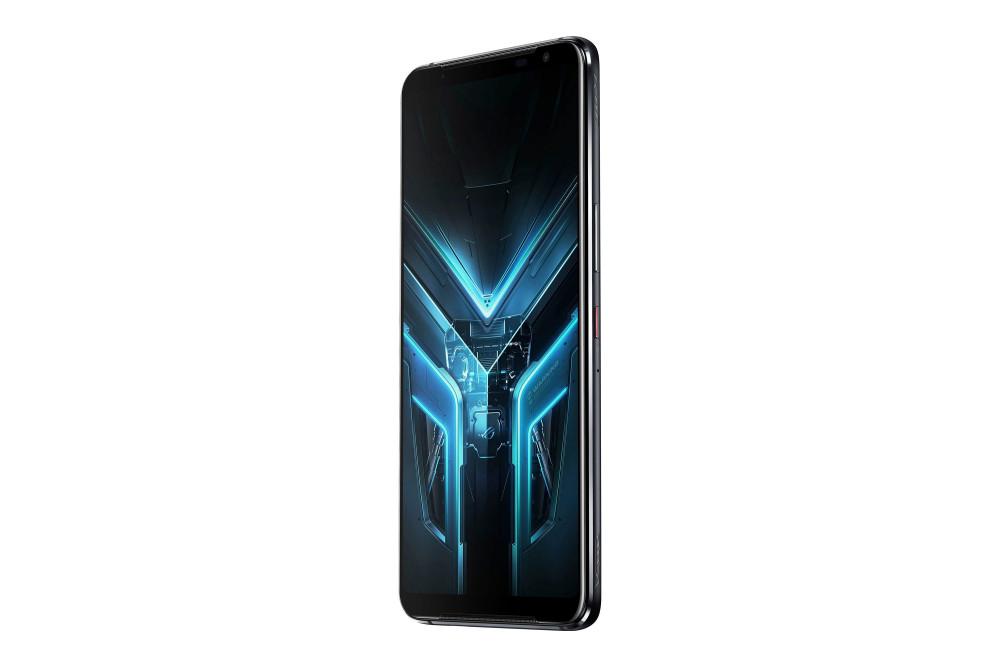Das Smartphone ASUS ROG Phone III überzeugt auf Platz 2 mit langer Akkulaufzeit