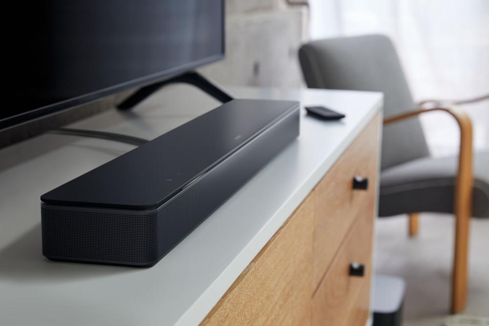 Die Bose Smart Soundbar 300 gehört zu den besten Soundbars 2021.