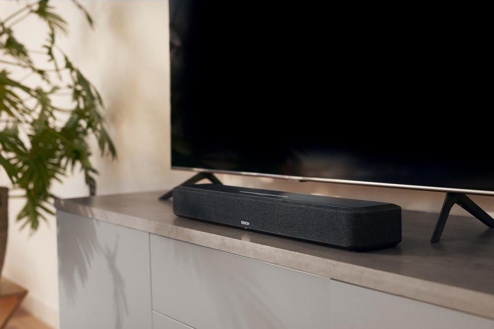 Die Denon Home Sound Bar 550 gehört zu den besten Soundbars 2021.
