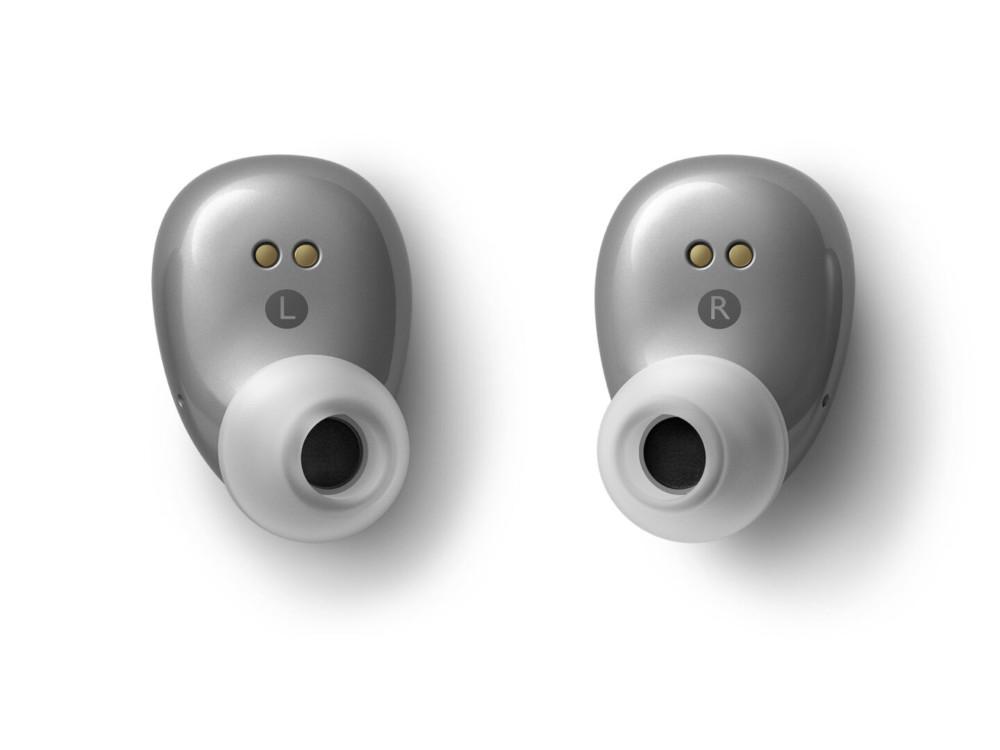Die KEF Mu3 In-Ears sind sowohl mit iOS- als auch Android-Geräten kompatibel.