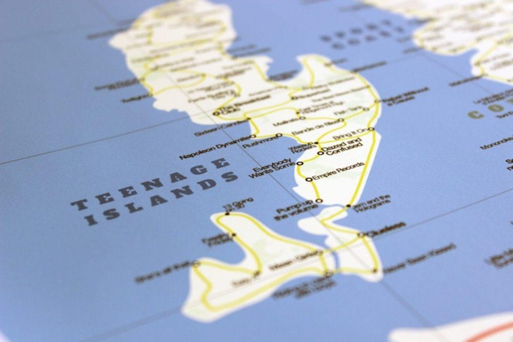 Teenage Islands