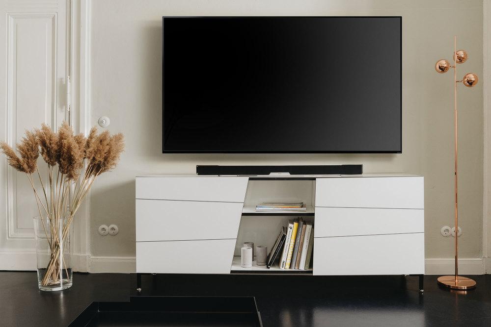 Die Teufel Cinebar Lux Soundbar gehört zu den besten Soundbars 2021.