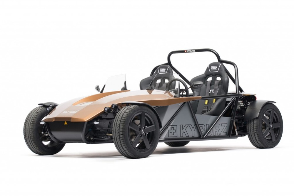 E-Fahrzeug, Elektromobilität, Kyburz eRod