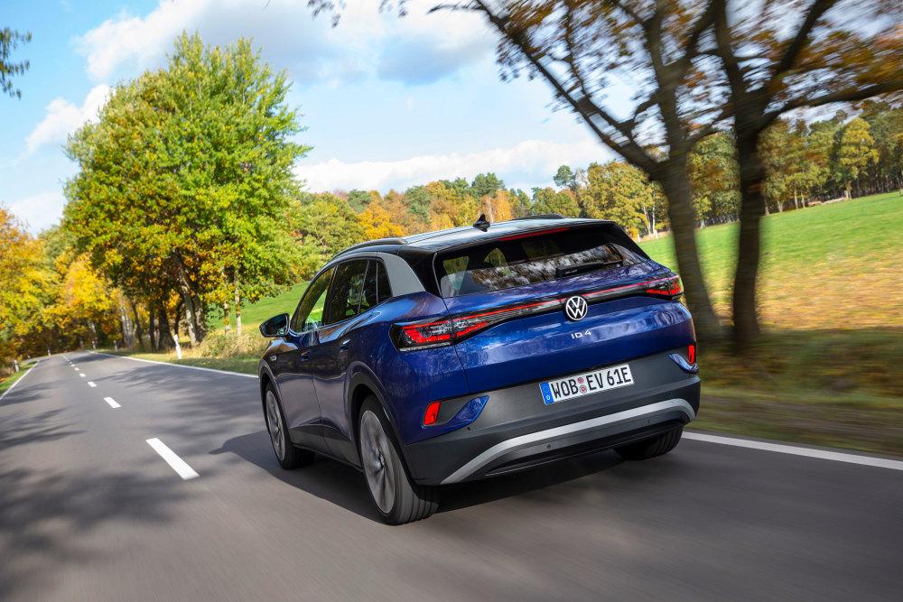 GQ testet den Volkswagen VW ID.4
