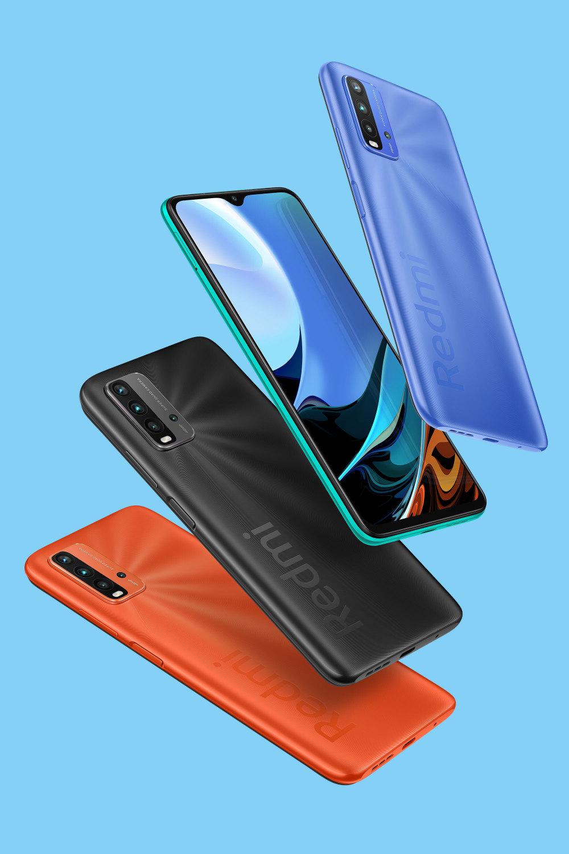 Im Redmi 9T verbaut Xiaomi eine Vierfachkamera
