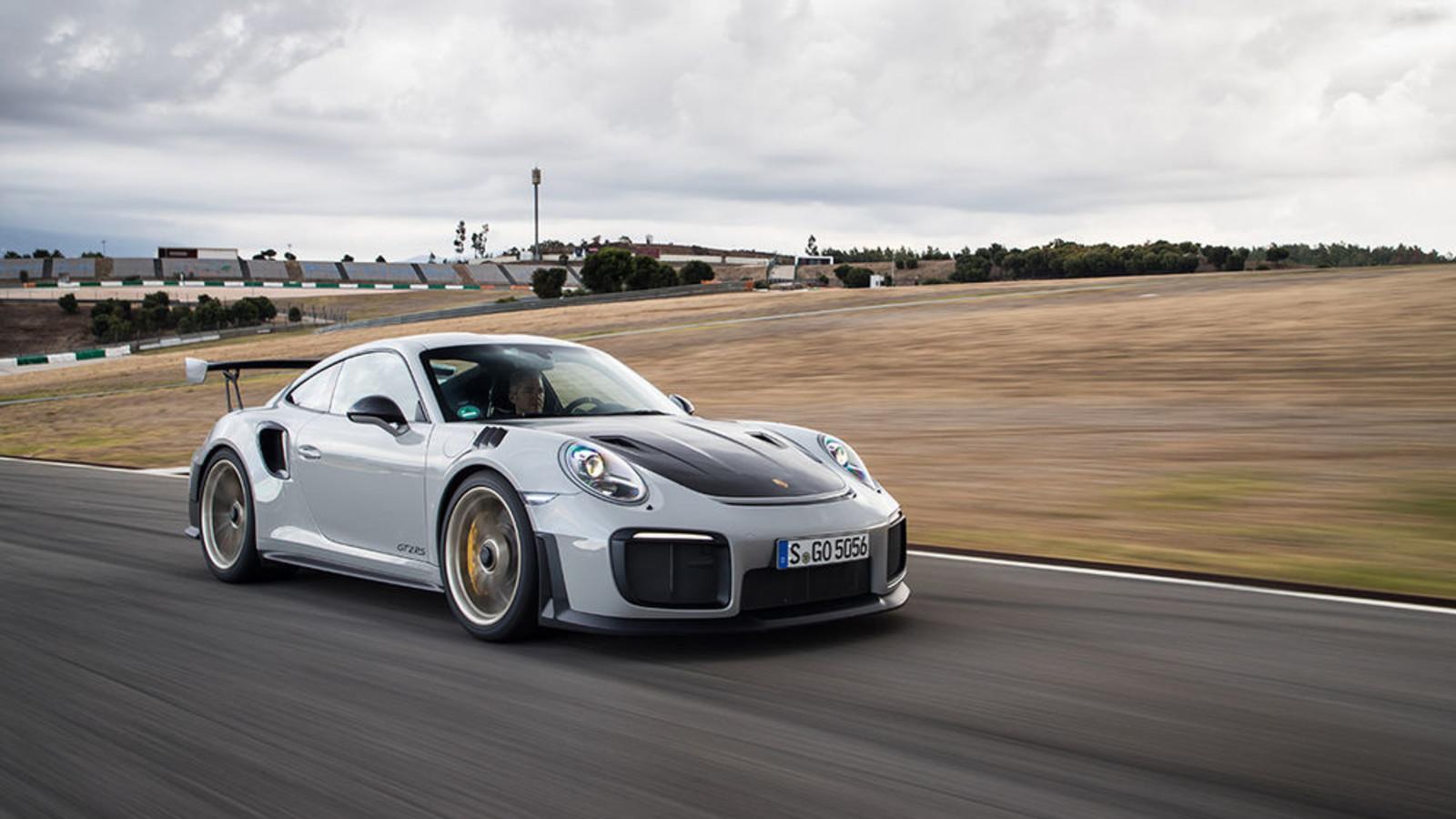Porsche 911 gt 2 rs