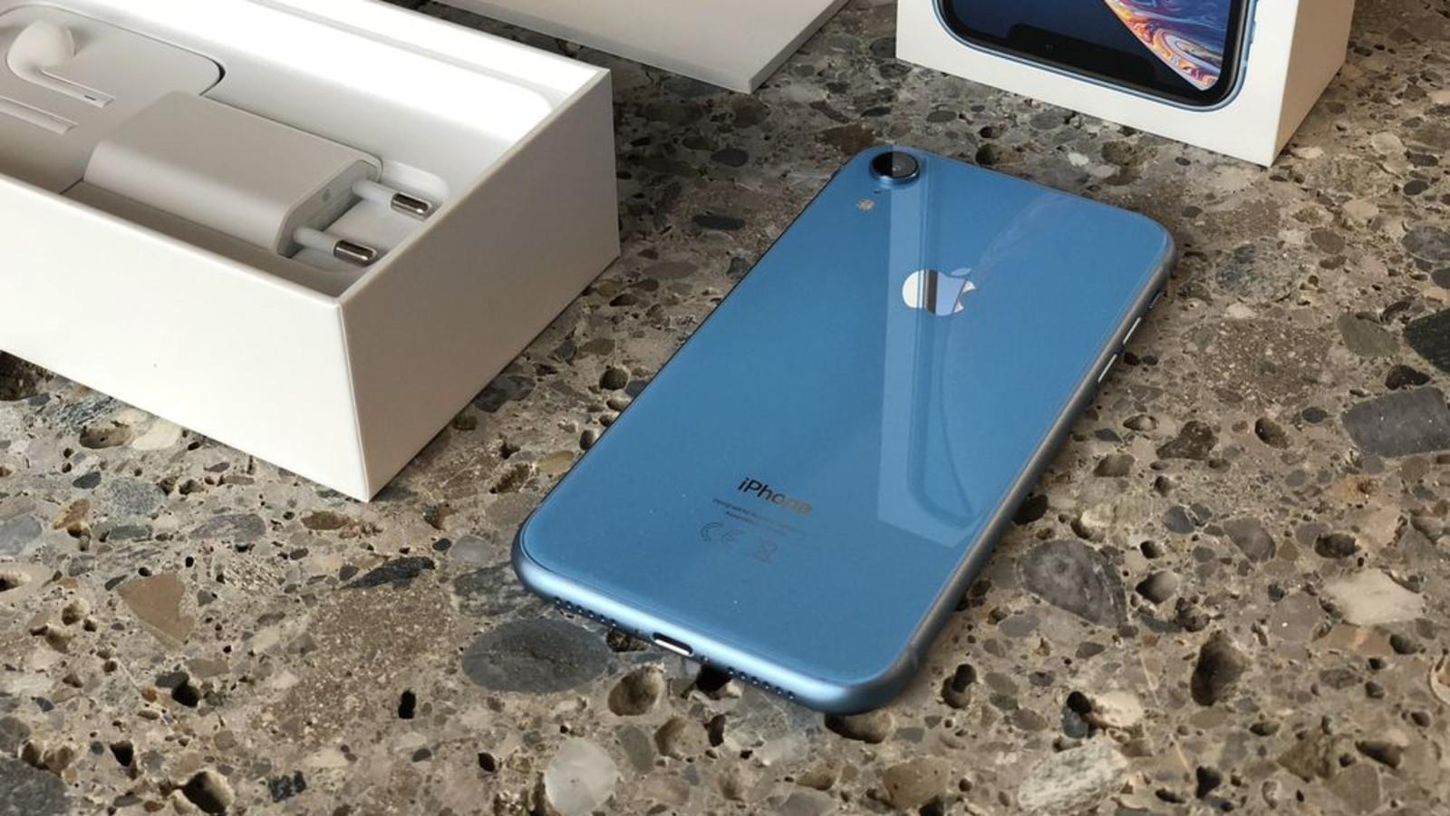Mut Zur Farbe Das Iphone Xr Im Test Auto Und Technik Gq