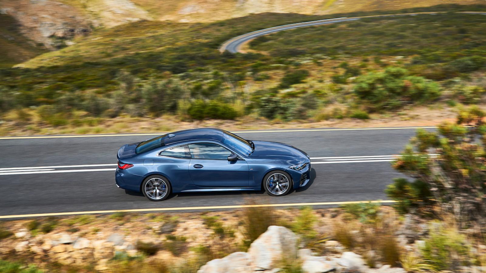 BMW 4er Coupé 2020