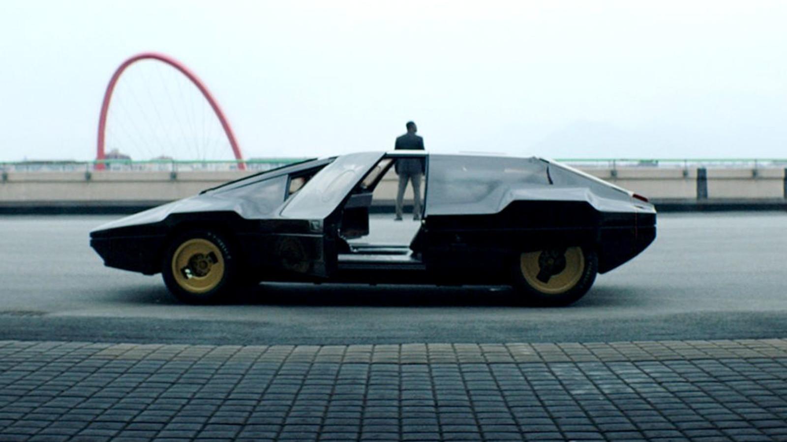 Grand Basel, Auto, Idris Elba