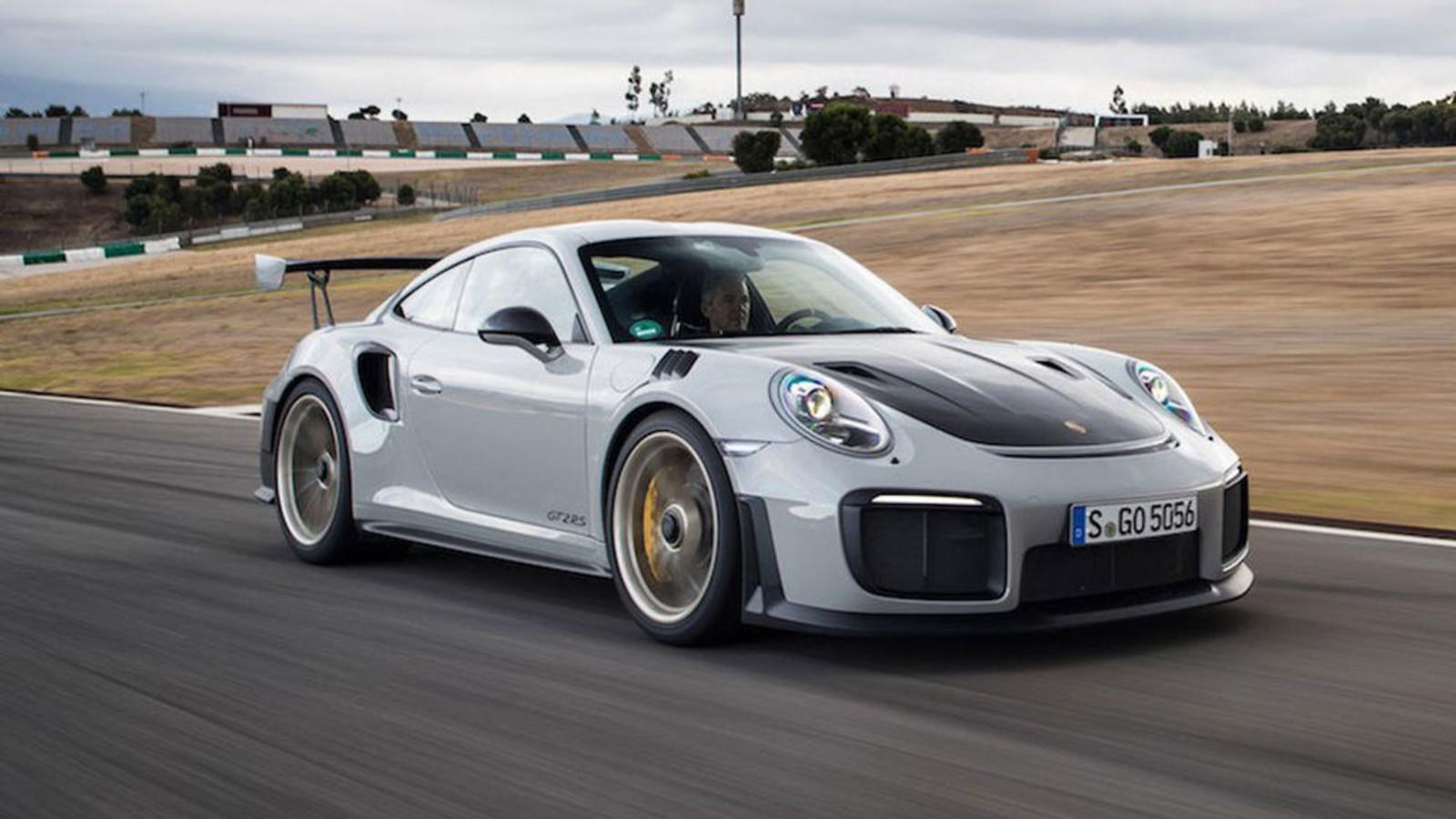 Porsche GT2 RS: Das sind besten deutschen Sportwagen