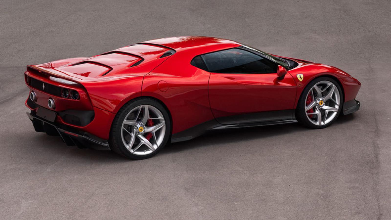 Ferrari SP38, Special Project, Maranello