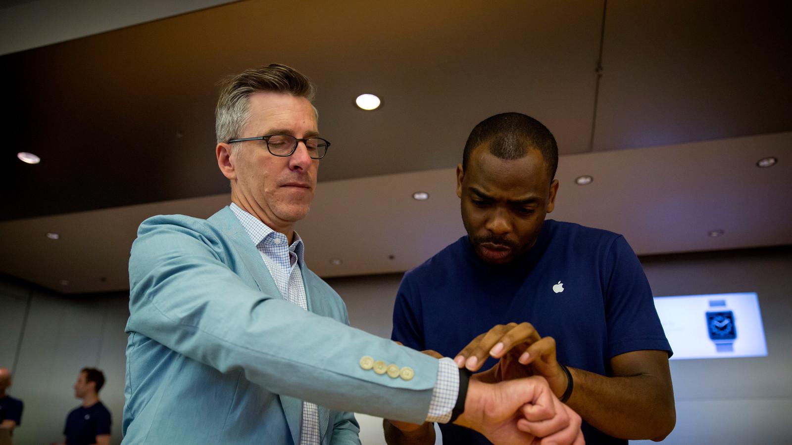 Während des Lockdowns bietet Apple seinen Kunden Online-Seminare an.