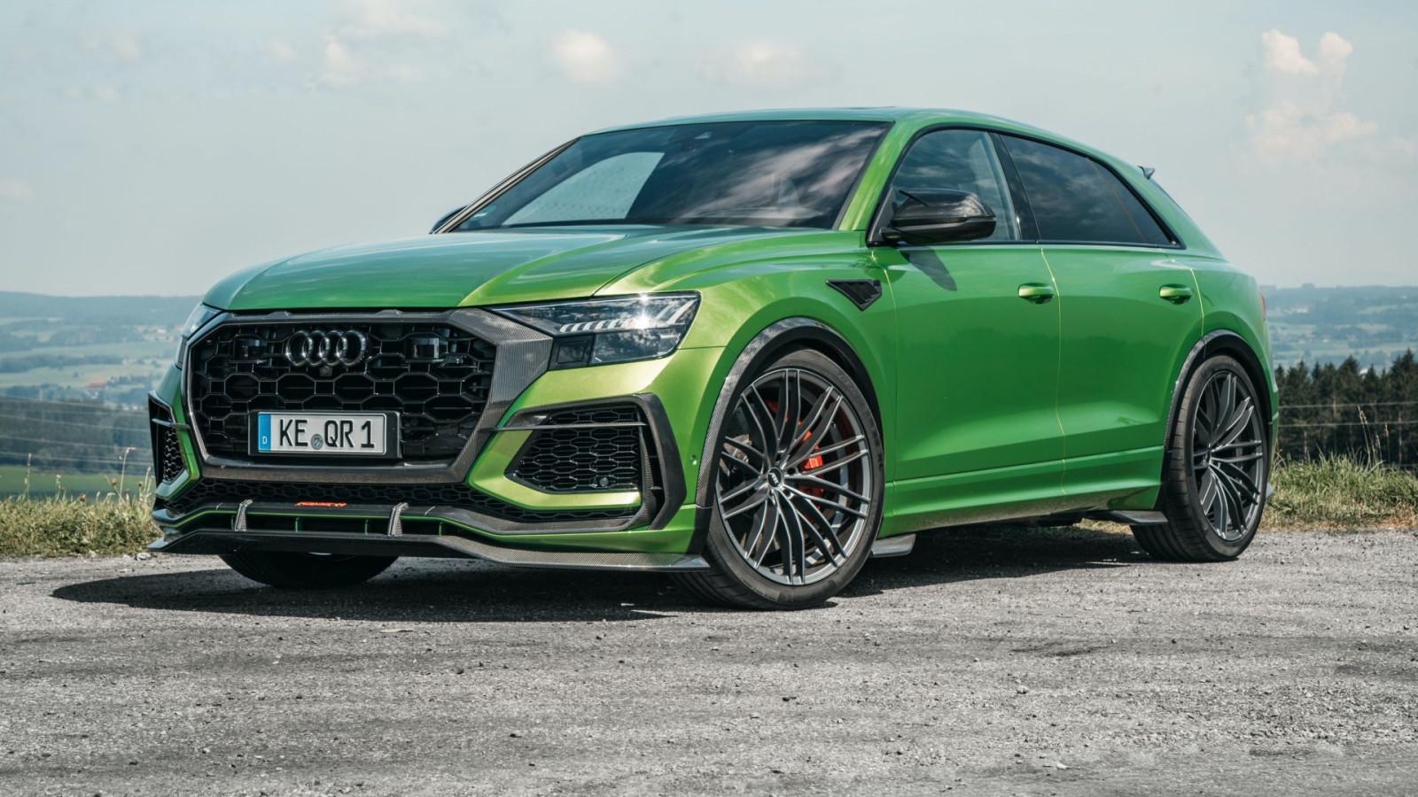 Audi RSQ8-R, Abt, Abt Sportsline, SUV, Power-SUV