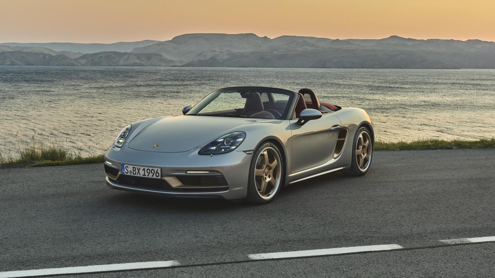 Porsche legt ein Sondermodell seines Roadsters Boxster auf