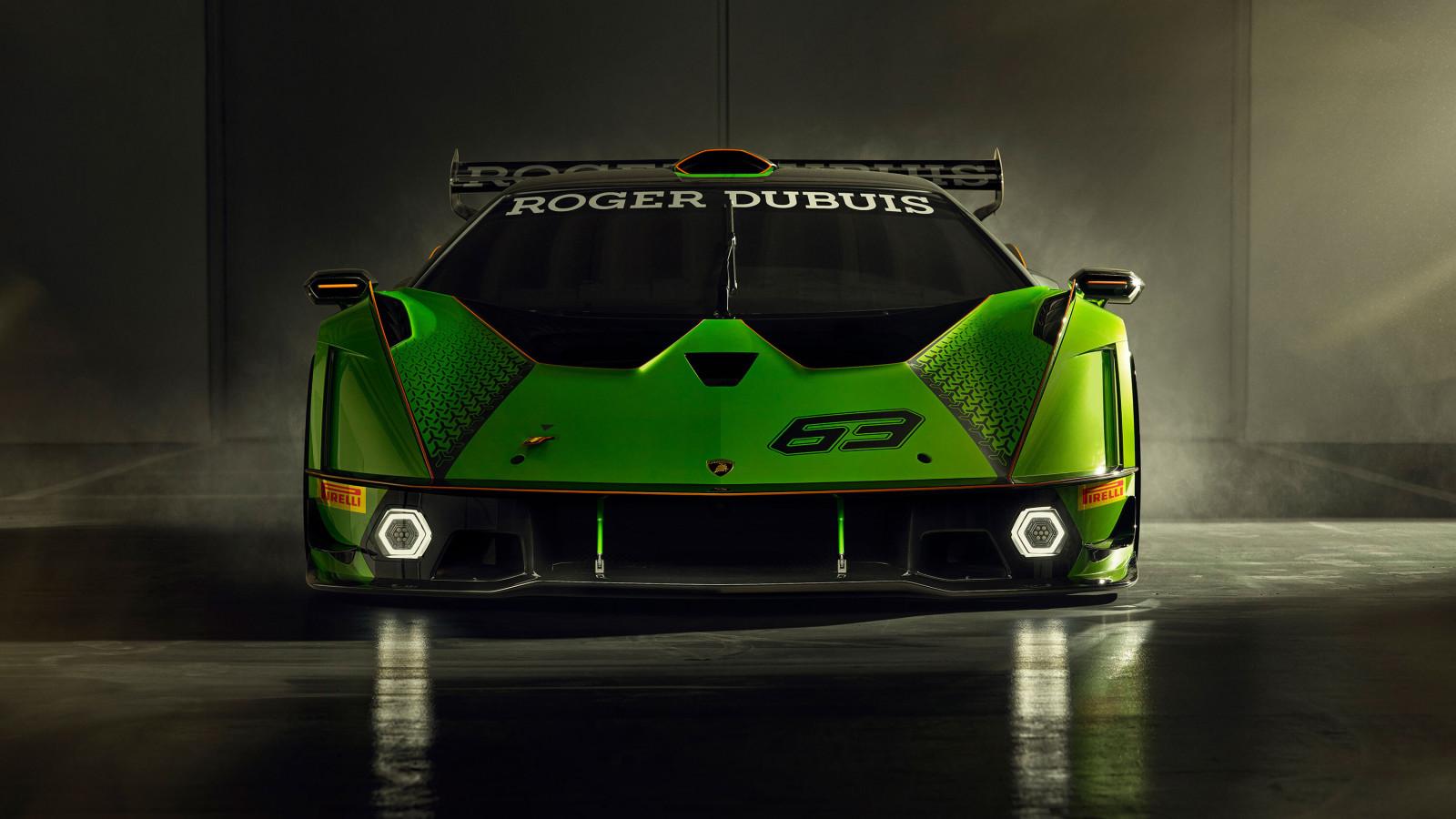 Lamborghini Essenza SCV12 limitiert