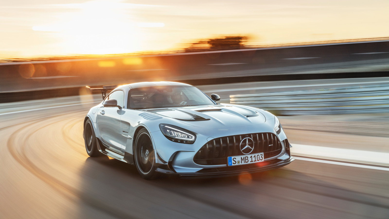"Mercedes-AMG GT ""Black Series"""