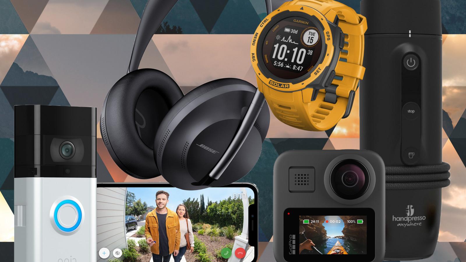 Outdoor-Gadgets, Gadgets, Sommer 2020, Sommerurlaub