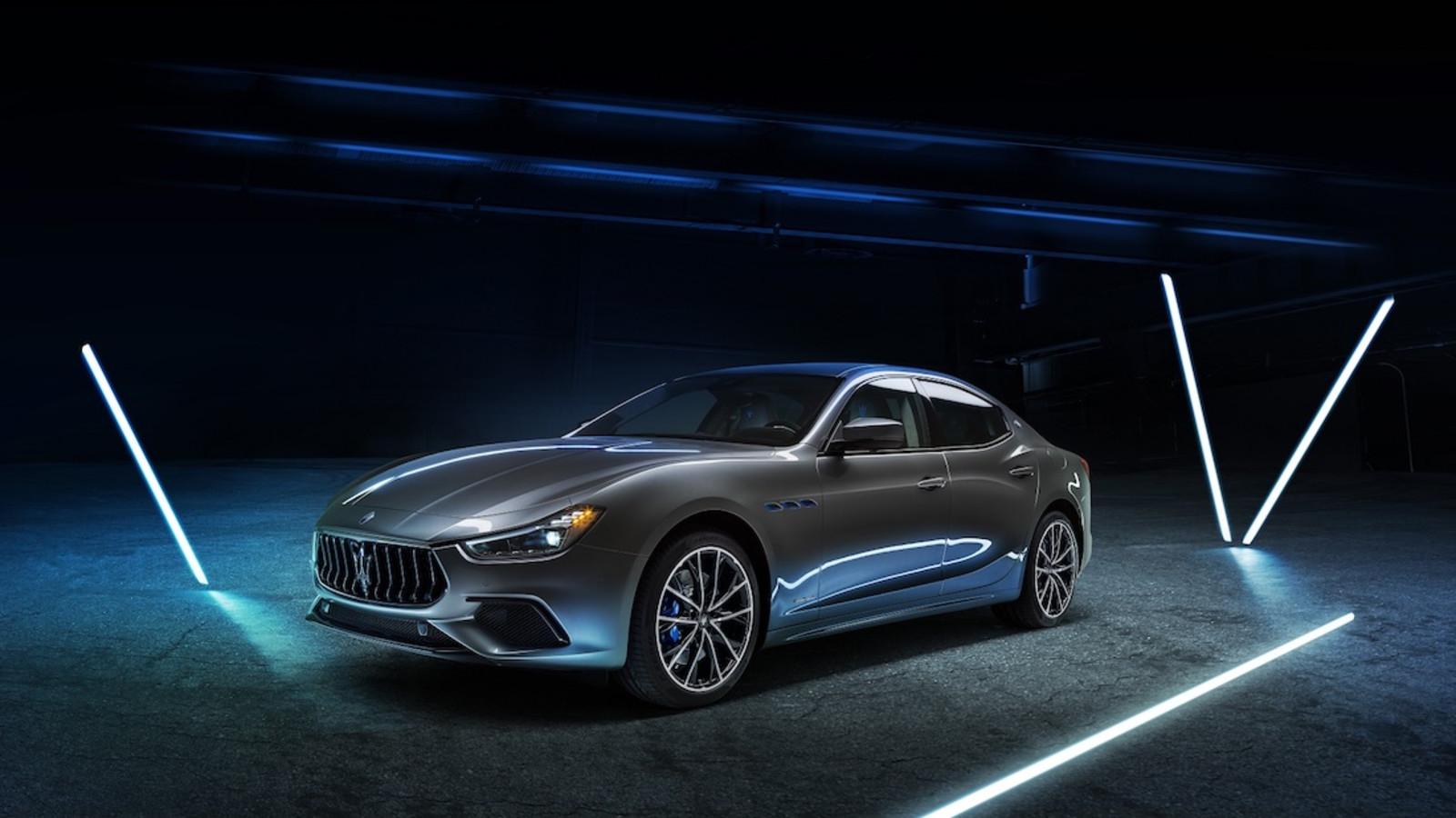 Maserati Ghibli Hybrid Limousine Italien 2020
