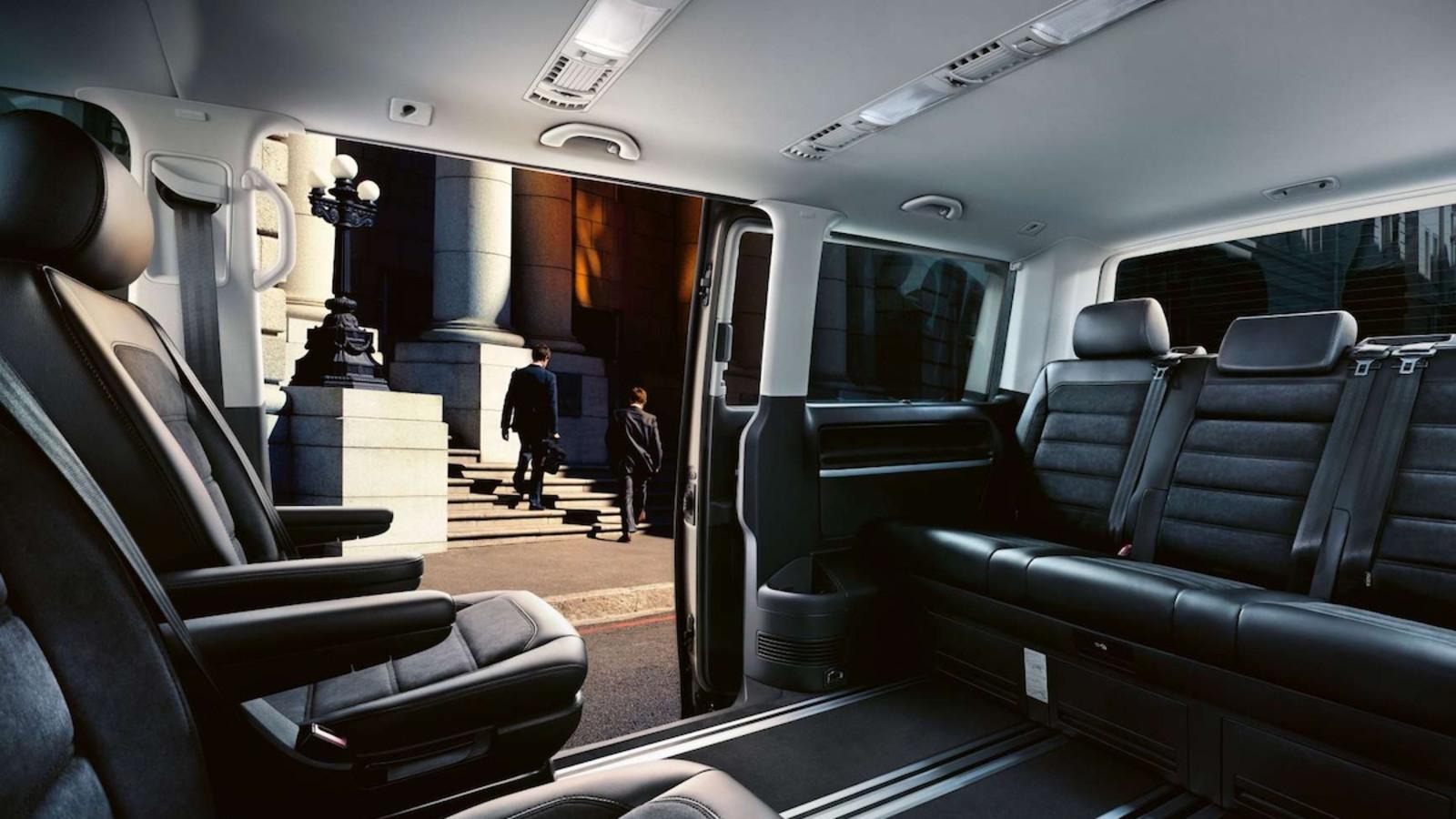 VW Multivan Family