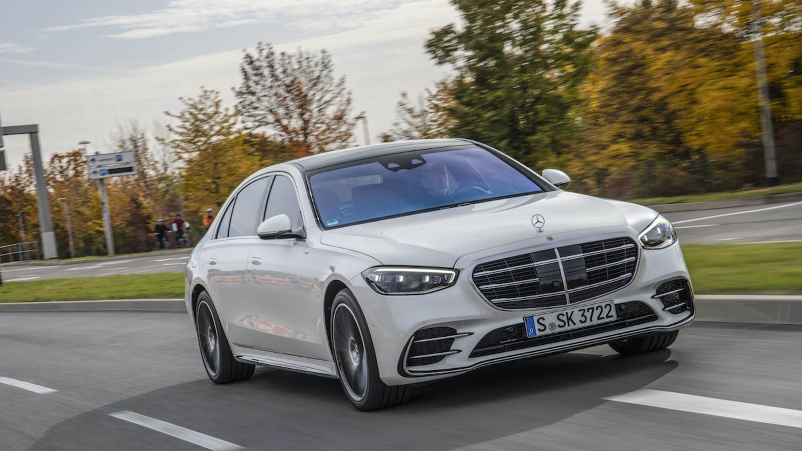 GQ testet die Mercedes-Benz S-Klasse.
