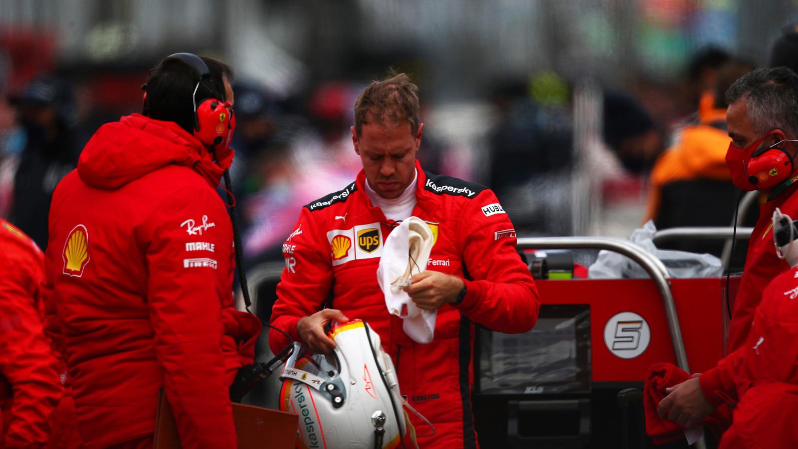 Sebastian Vettel löst seine Autosammlung auf und verkauft etliche Ferraris.