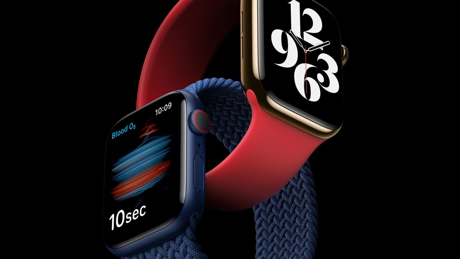 Smartwatch, Modelle, Oktober, 2020