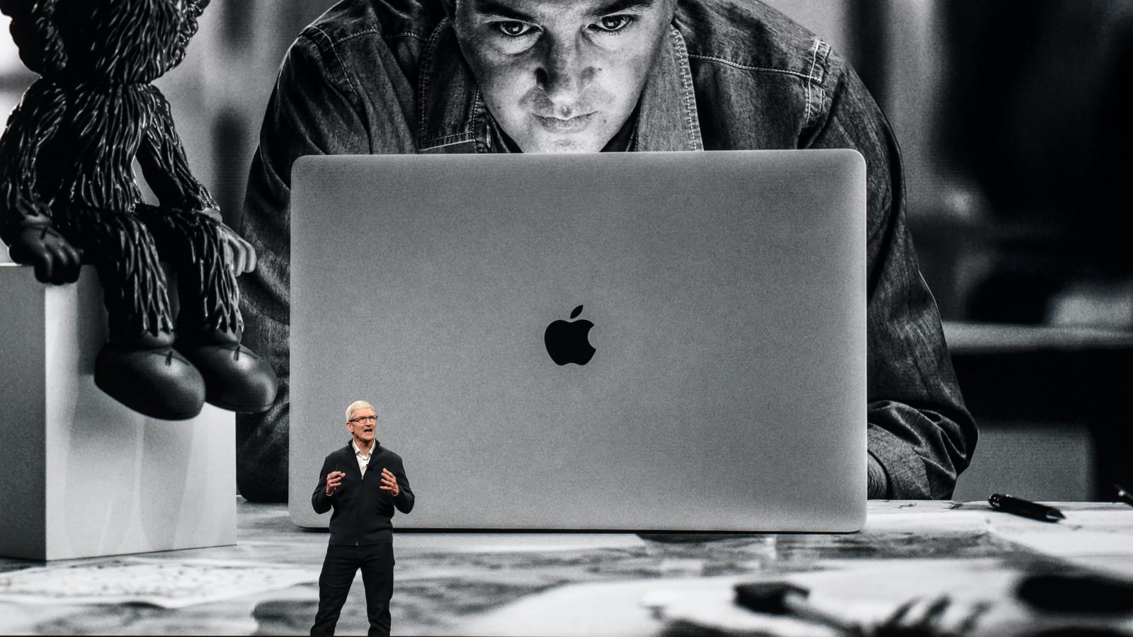 Das Macbook soll sich grundlegend verändern
