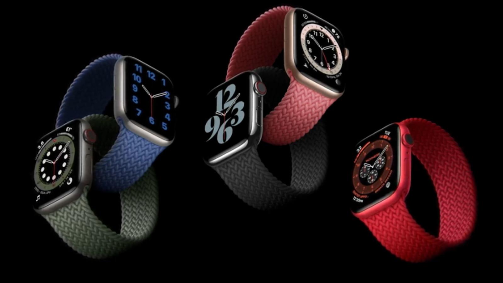 Apple Watch Series 6, Apple Watch SE