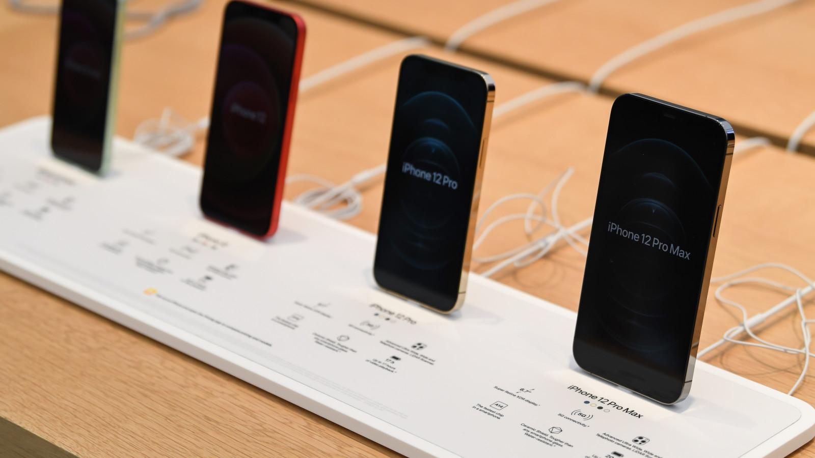 Das Apple iPhone 13 soll mit einem neuen Display kommen