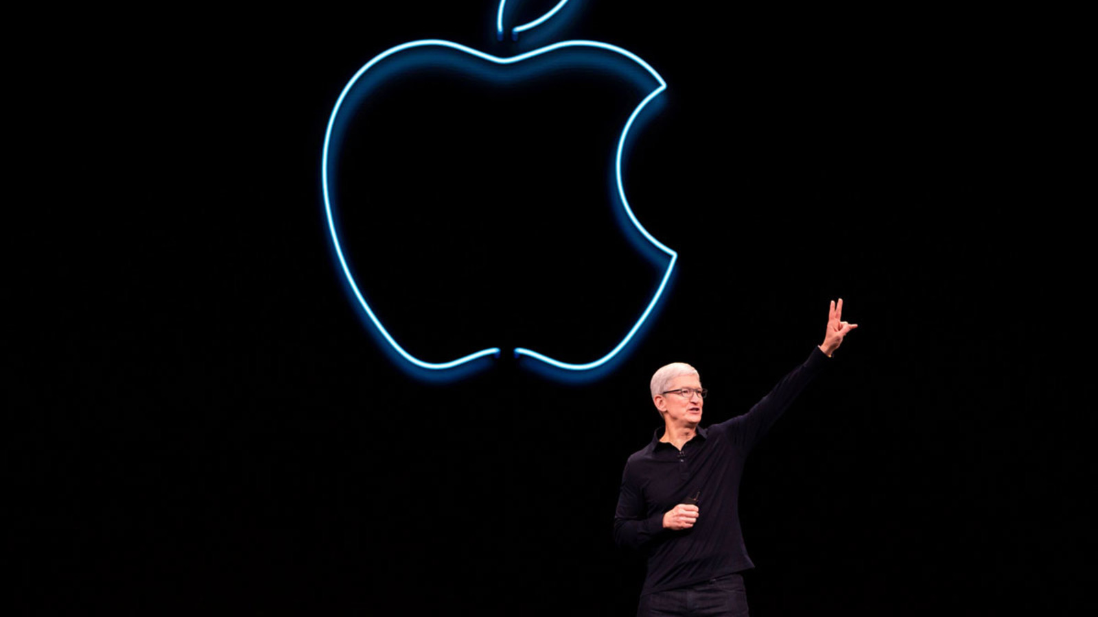 Tim Cook WWDC, Apple