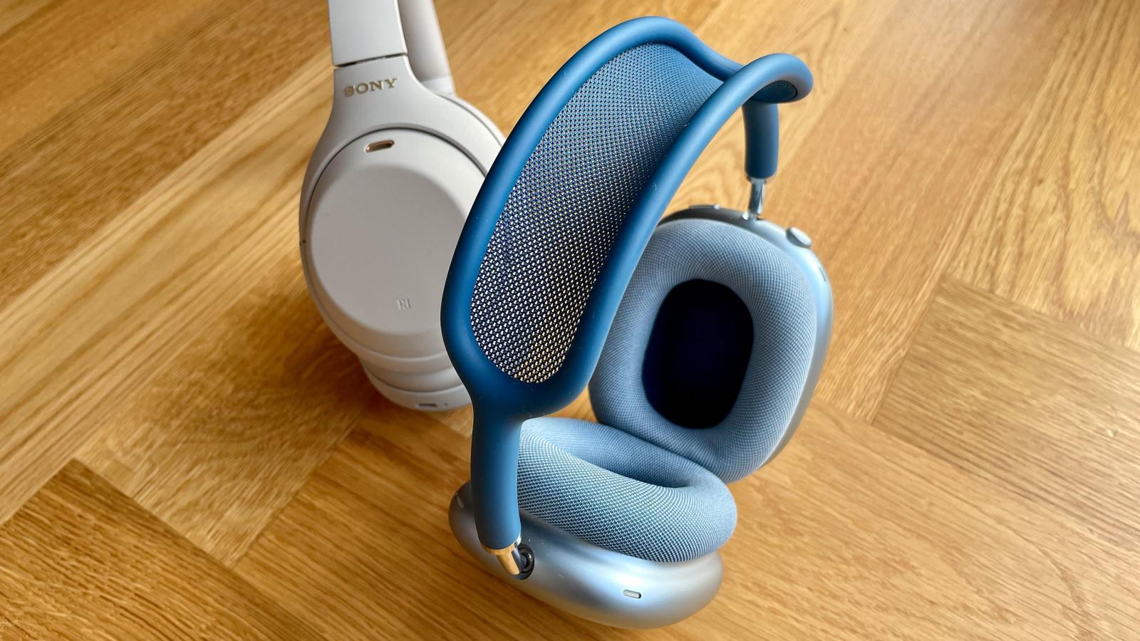 GQ testet die Apple AirPods Max gegen Kopfhörer von Sony