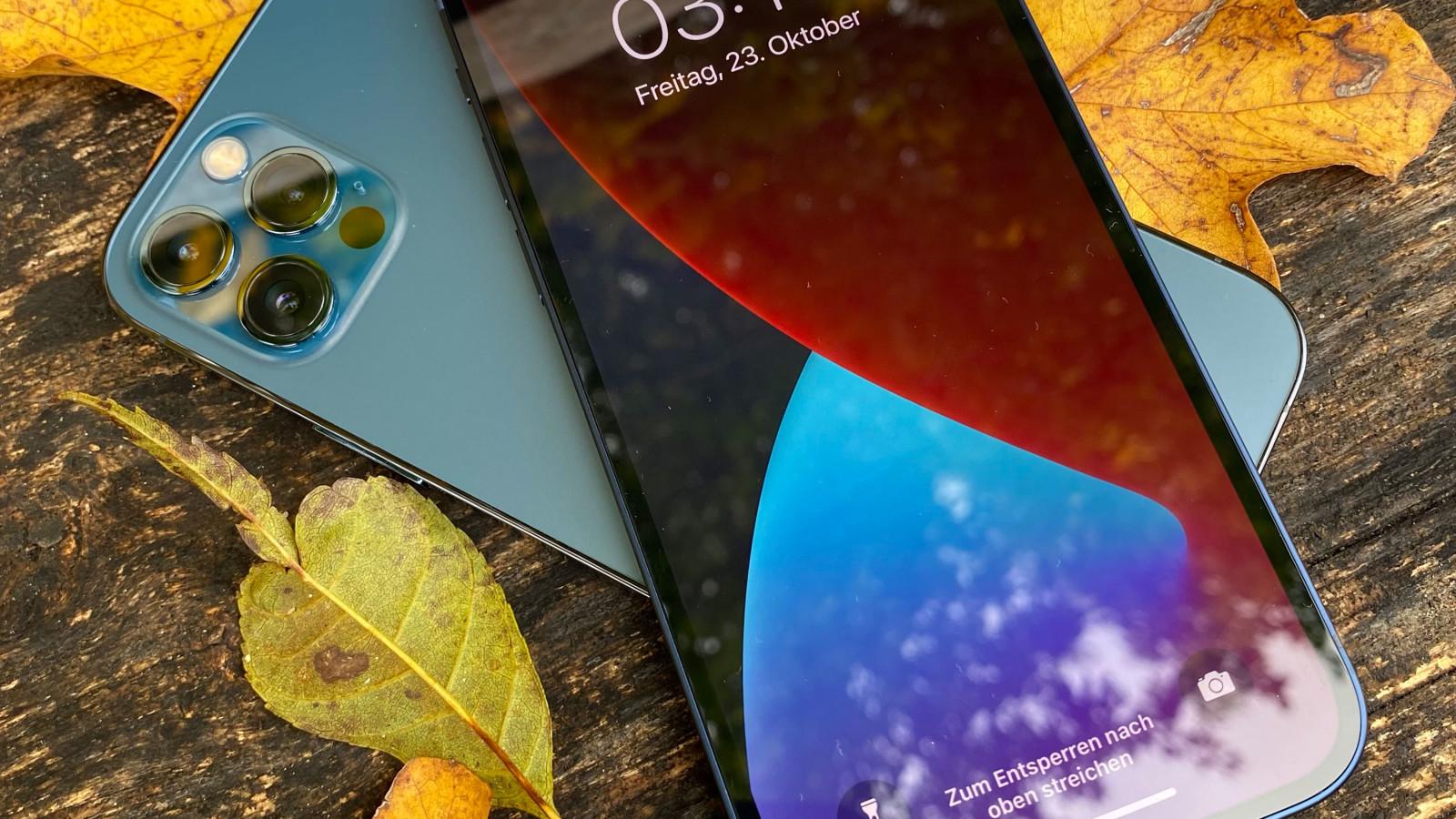 Das iPhone 12 Pro Max komplettiert das Line-up 2020