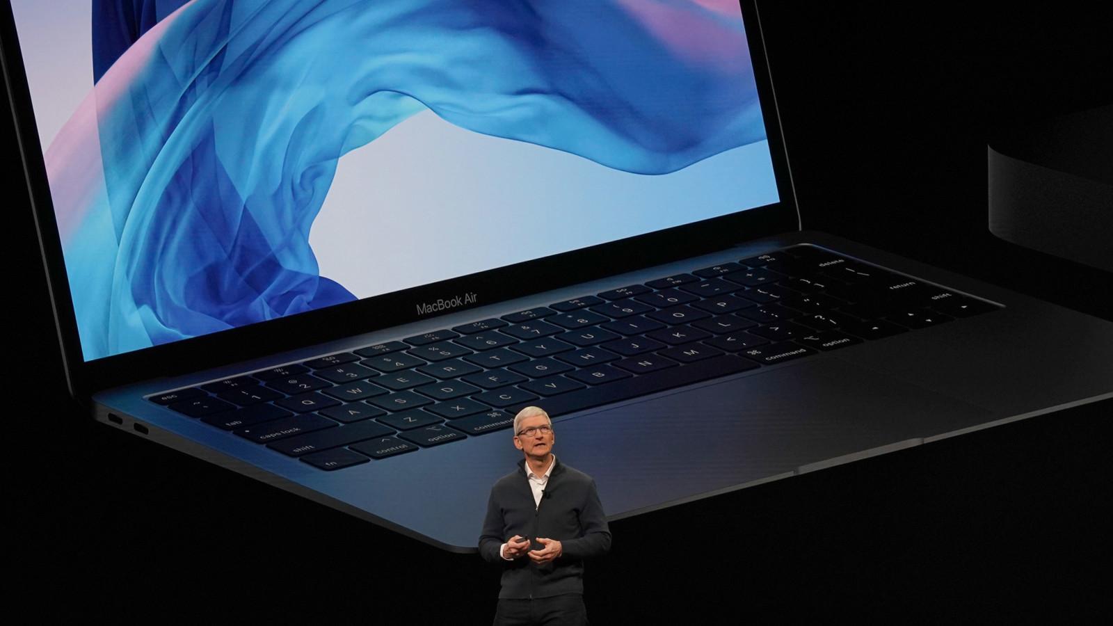 Das neue Apple MacBook Air (2020) soll günstiger werden