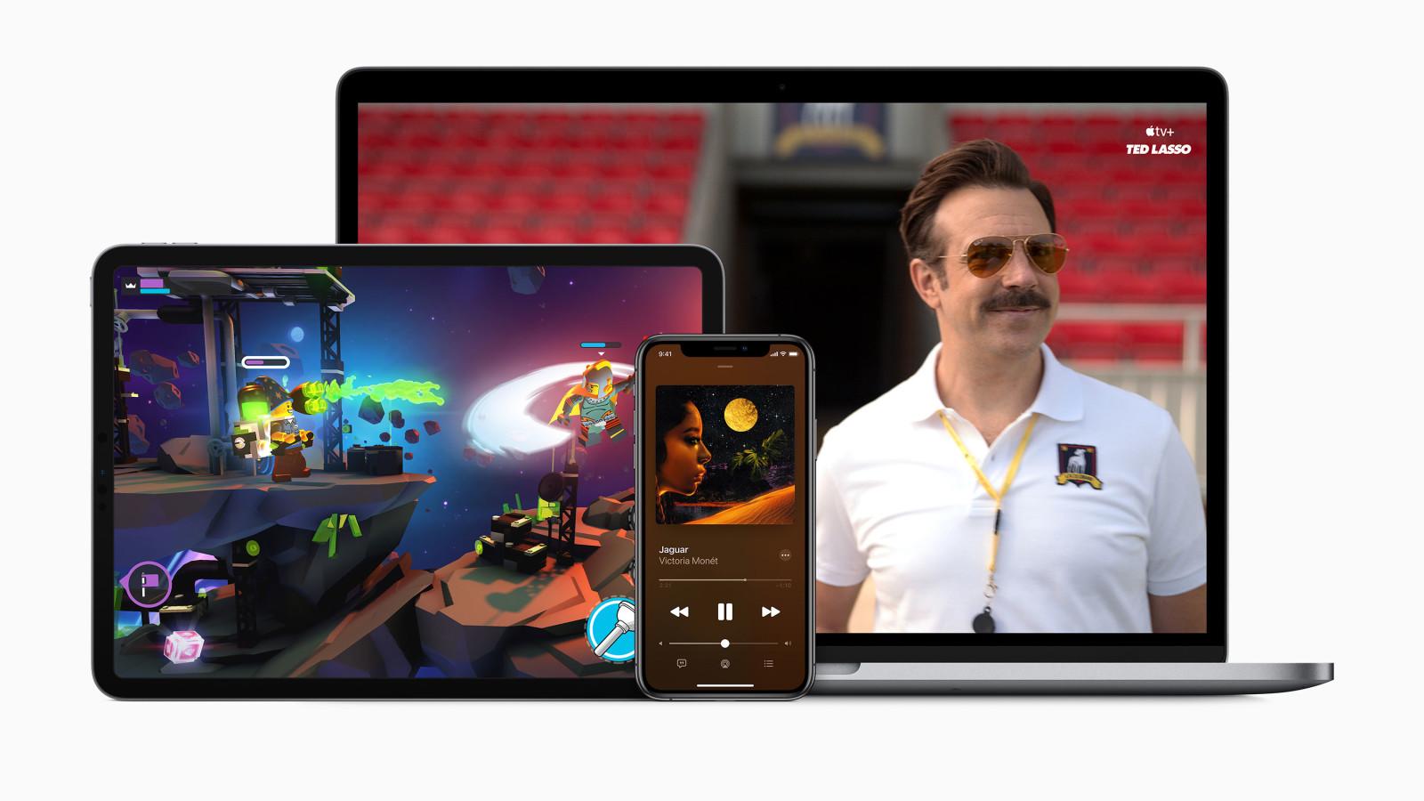 Apple One auf allen Geräten nutzen