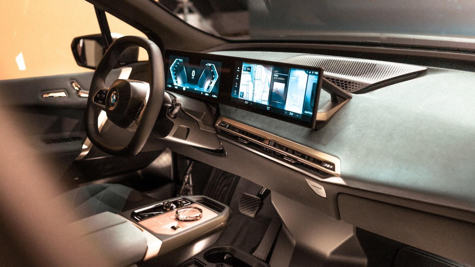 So sieht die neue Generation des BMW iDrive (2021) aus