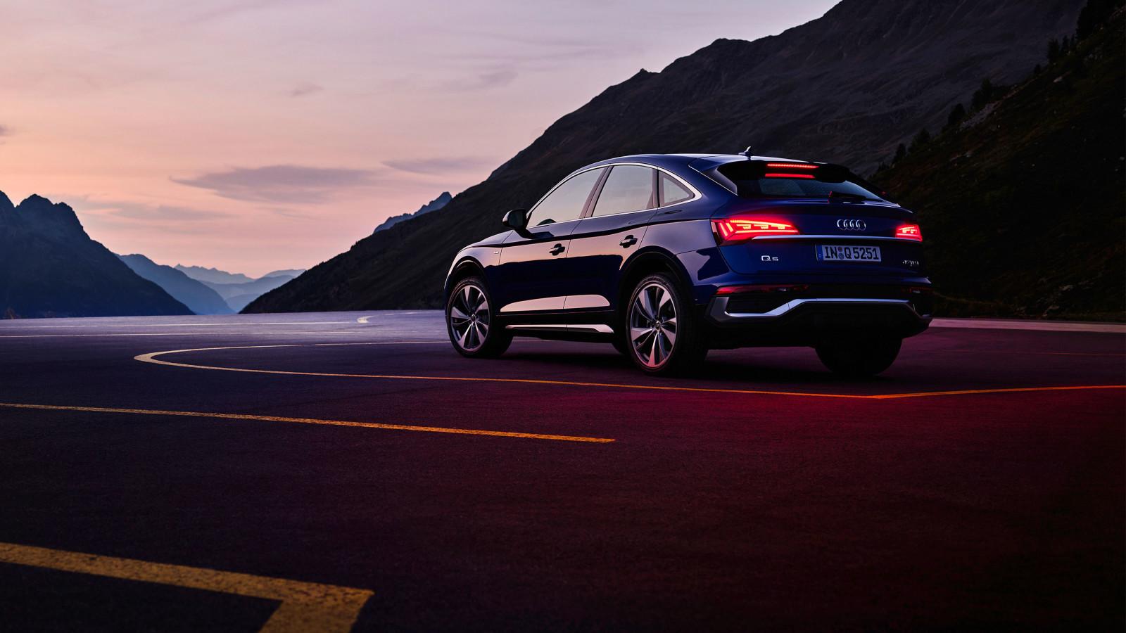 Der Audi Q5 Sportback zählt zu den Auto-Neuheiten 2021