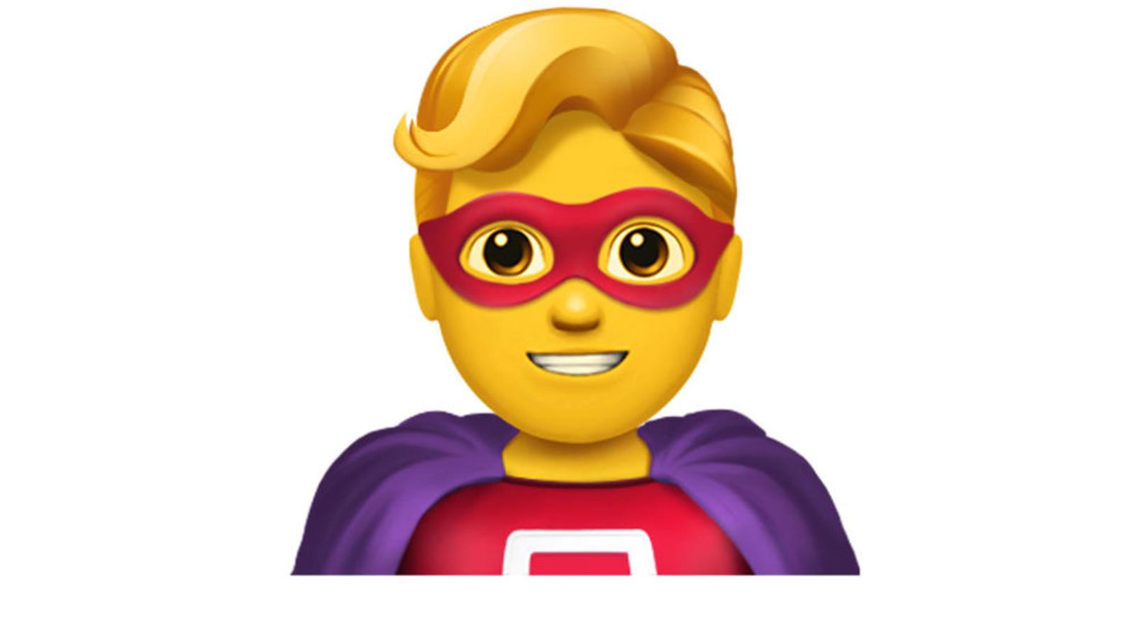 Apple neue Emojis, Welt Emoji-Tag