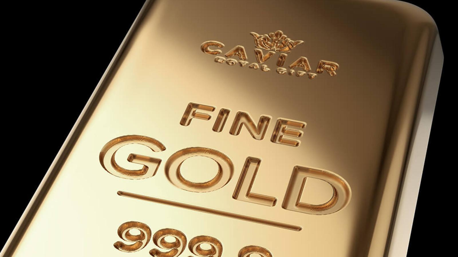 Das vergoldete Samsung-Smartphone von Caviar kostet fast 150.000 Euro.