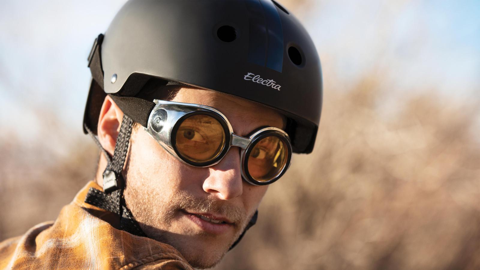 Electra-Helm für sicheres Fahrrad fahren