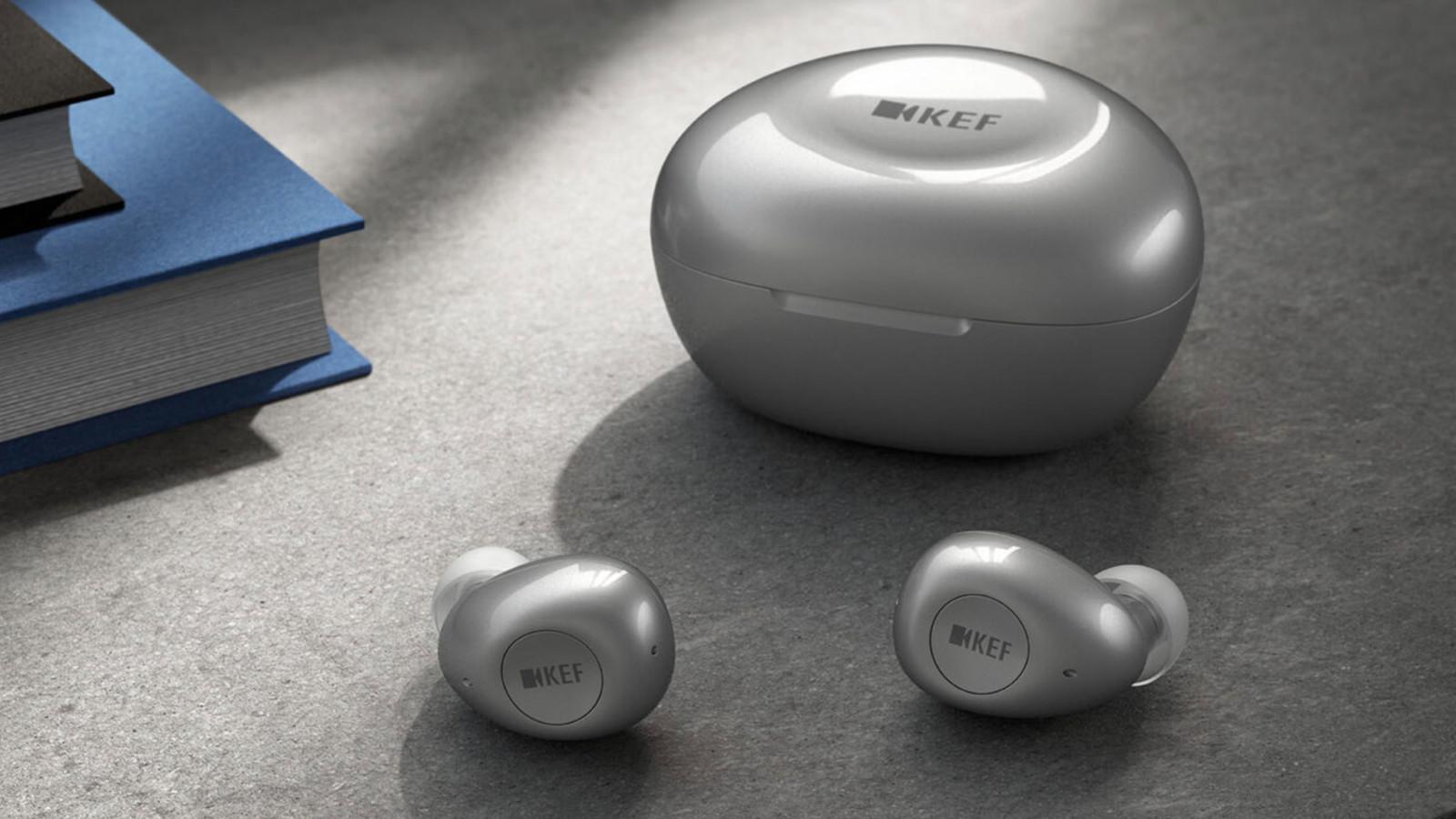 KEF stellt seine neuen Mu3 In-Ear-Kopfhörer vor.