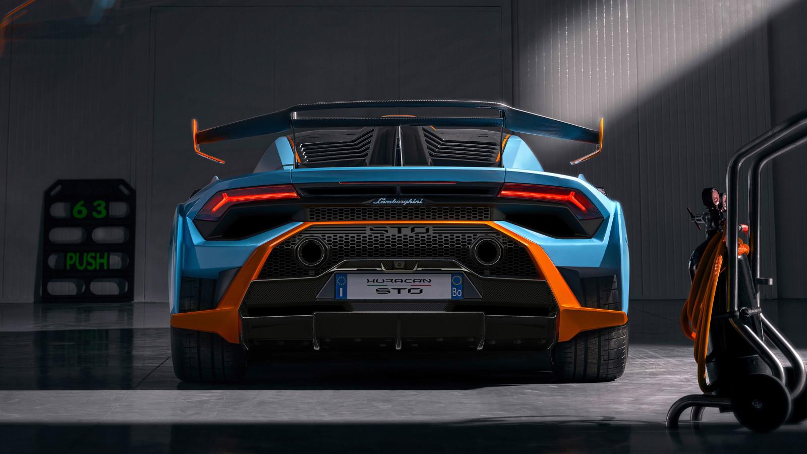 Der neueste Lamborghini Huracán ist ein Supersportler für die Straße